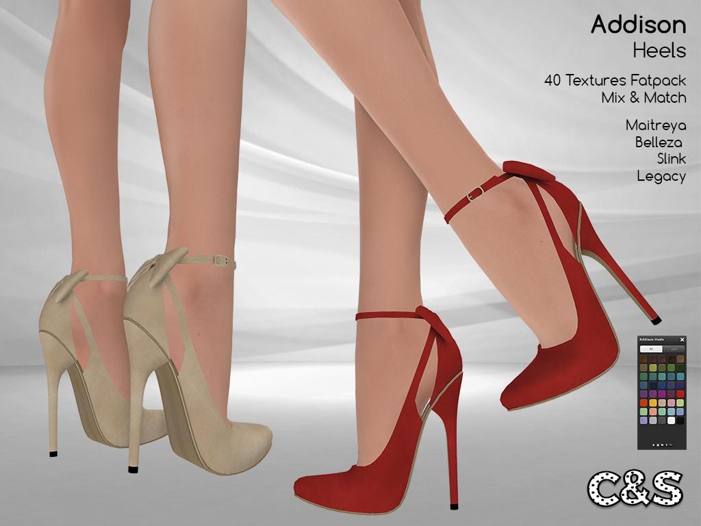 Addison Chic & Shoes