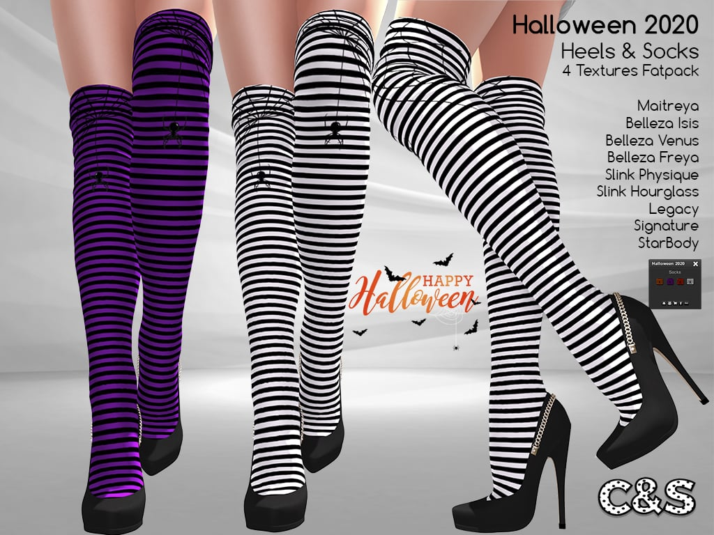 Halloween 2020 Chic & Shoes