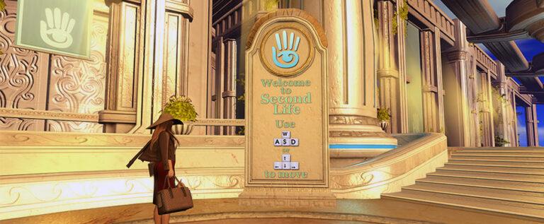 Foto consejos para empezar en Second Life