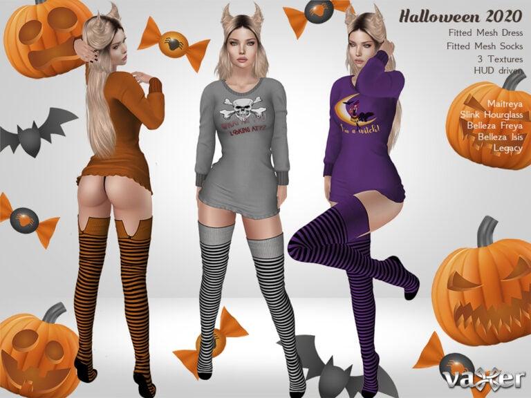 Halloween 2020 Vaxer